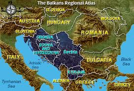 AS CRISIS BREWS IN THE BALKANS, THE WEST LOOKS ON