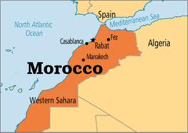 MOROCCO'S JOURNEY INTO DEMOCRACY
