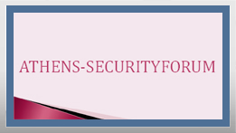 Athens Security Forum
