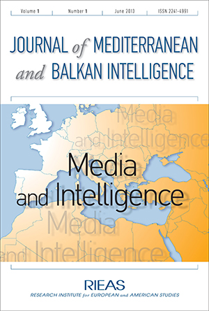 """MEDIA AND INTELLLIGENCE"" (JMBI - JUNE 2013)"