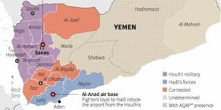 THE HOUTHI MARITIME THREATS IN THE RED SEA BASIN