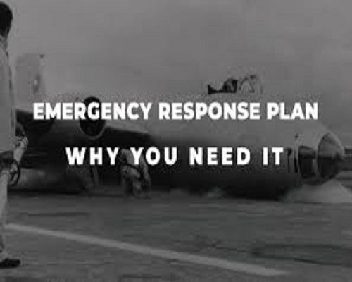 Emergency Response Framework for Natural Disasters and Terrorist Attacks