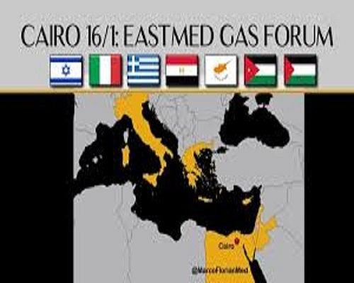 Who Wants to be a Billionaire?:The Great Oil and National Gas Rush in the Mediterranean
