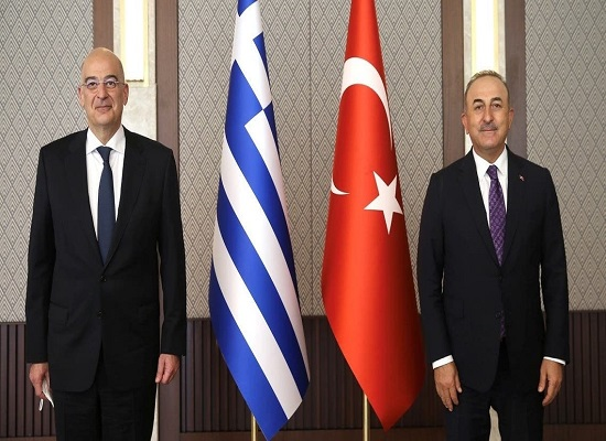 Surprising Day in the Greek-Turkish Confrontation